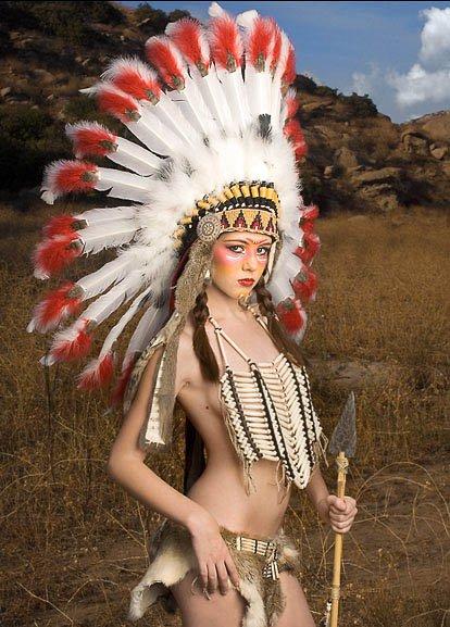 Смотреть голых индейцев мужчин слова