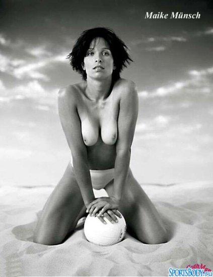 известные спортсменки мира голые фото и видео