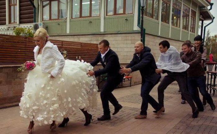 Свадебная десяточка - Приколы и забавные фото со свадеб