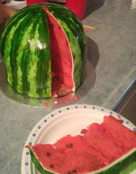 21 торт как произведение искусств
